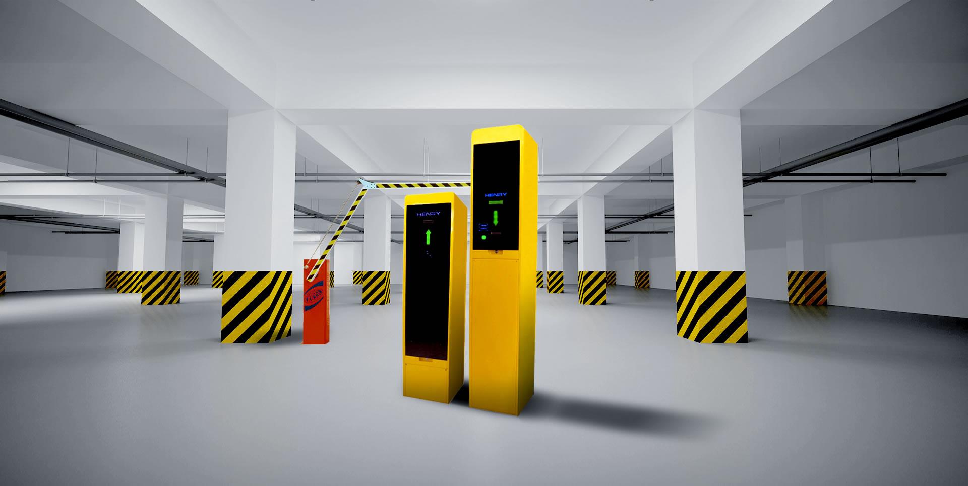 Sistemas de Estacionamento tarifado e não tarifado